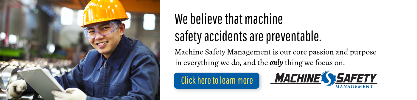 We Believe that safety accidents are preventable