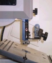 Models are available to fit almost any size bandsaw. All models tilt to accommodate your project.